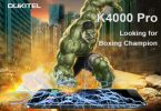 OUKITEL K4000 Pro boxing champion live show