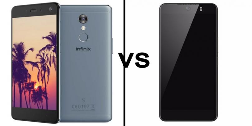 Infinix S2 Pro vs Tecno Camon CX - Full Phone Comparison - Naija