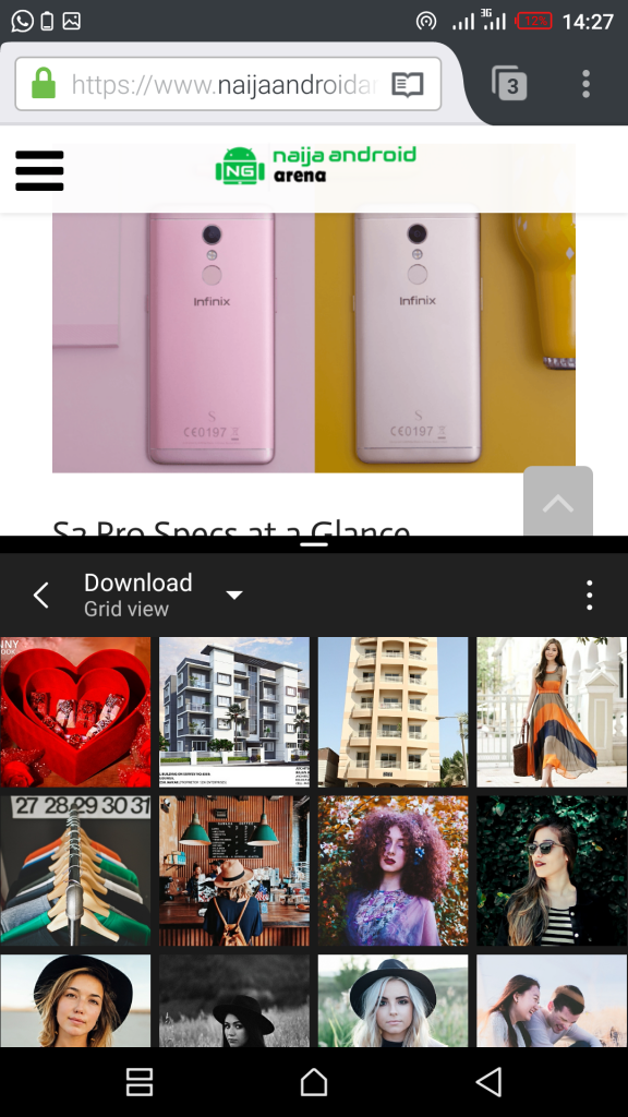 How to Do Split Screen on Your Infinix Phone - Naija Android