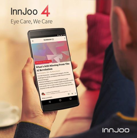 InnJoo 4 Display