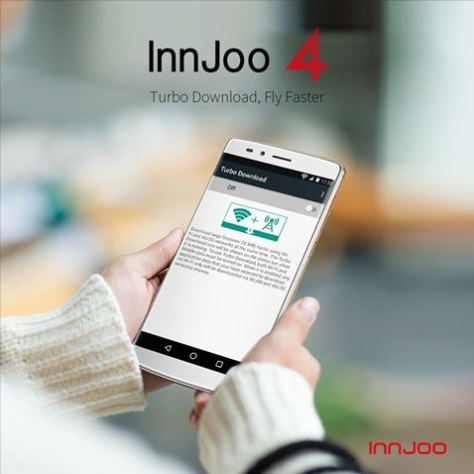 InnJoo 4 Connectivity