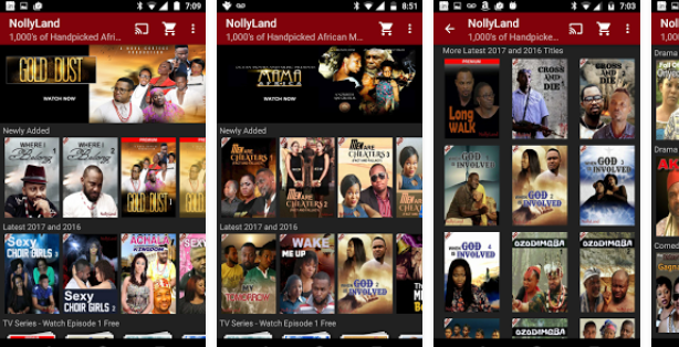 NollyLand - African Movies
