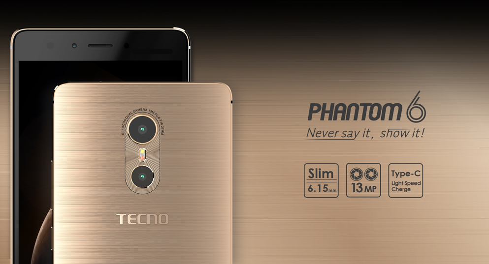 Tecno Phantom 6 - Tecno Phantom