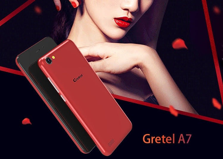gretel a7 red