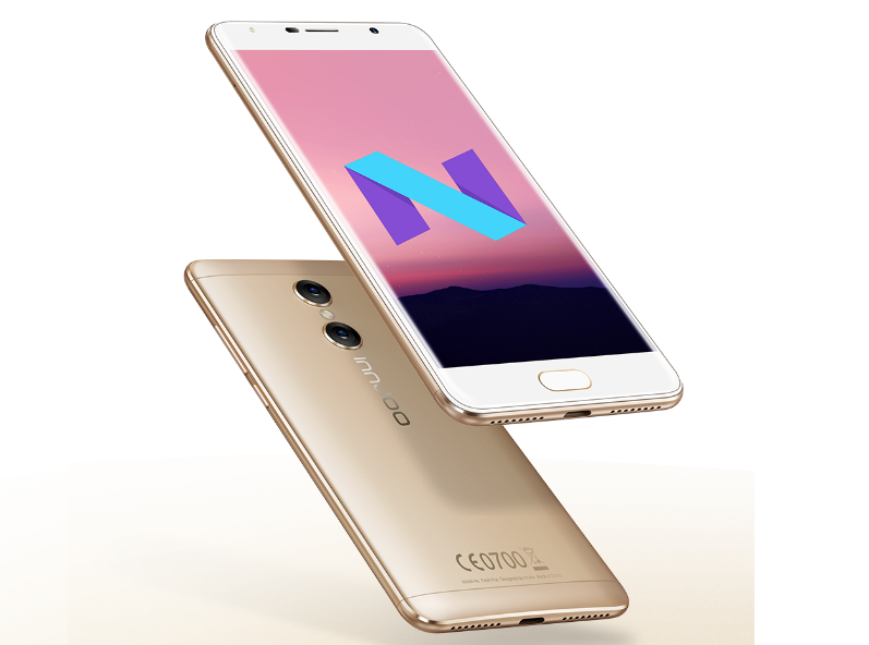 InnJoo Fire 4 Plus with Dual Camera