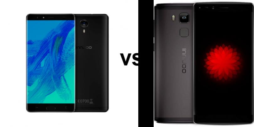 InnJoo Max 4 Pro vs InnJoo 4