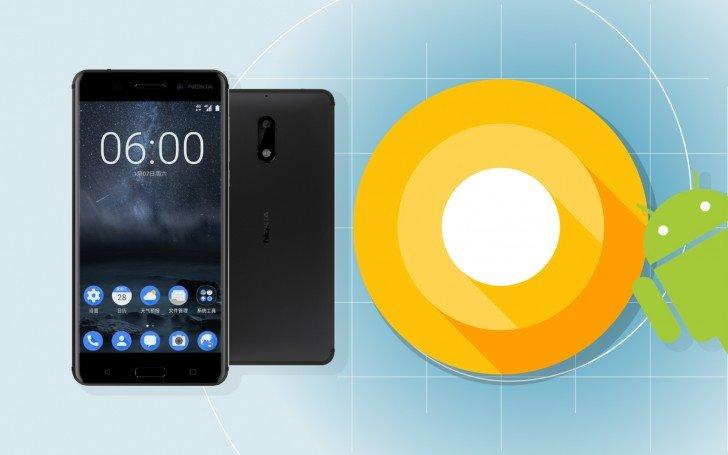 nokia 6, nokia 5 and nokia 3 android o