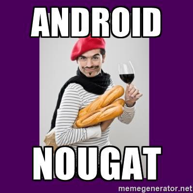Infinix Hot 4 Pro Nougat Update