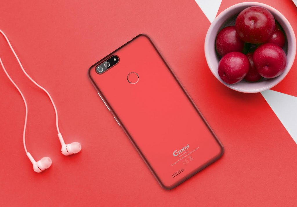 gretel s55 apple red