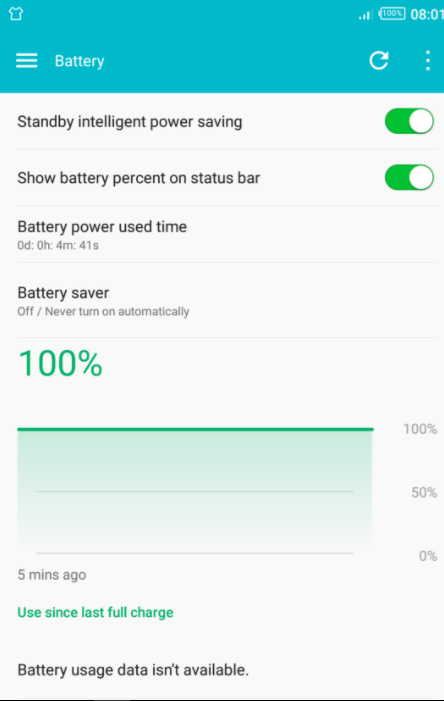 Infinix Note 4 Battery