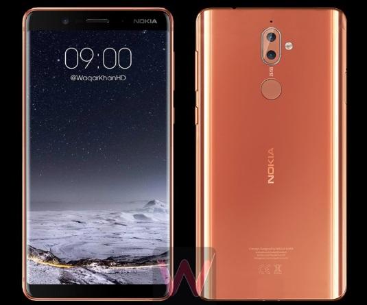 Nokia 9 full render image