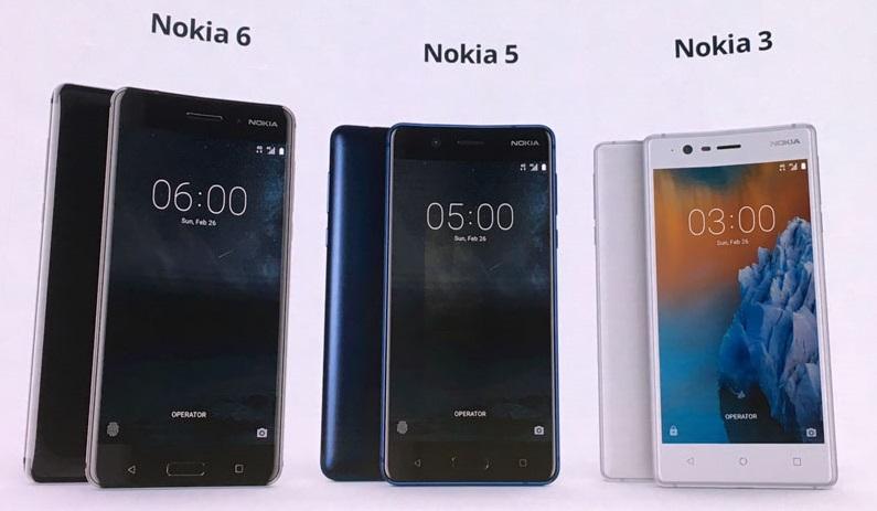 nokia phones oreo update