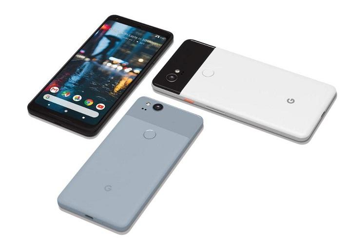 Google Pixel 2 XL colors