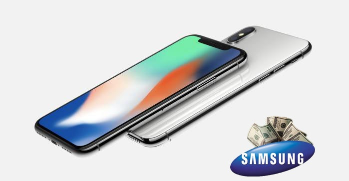 iphone x and samsung affilaite