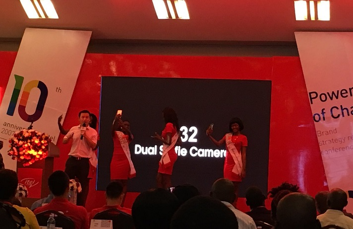 itel s12 and itel s32 unveiling
