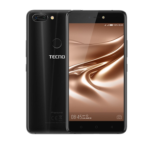 tecno phantom 8 official picture