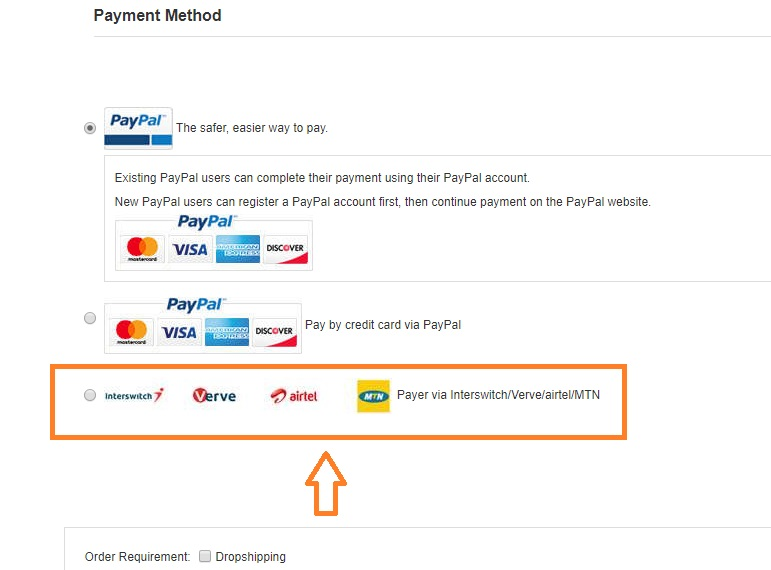 gearbest payment options