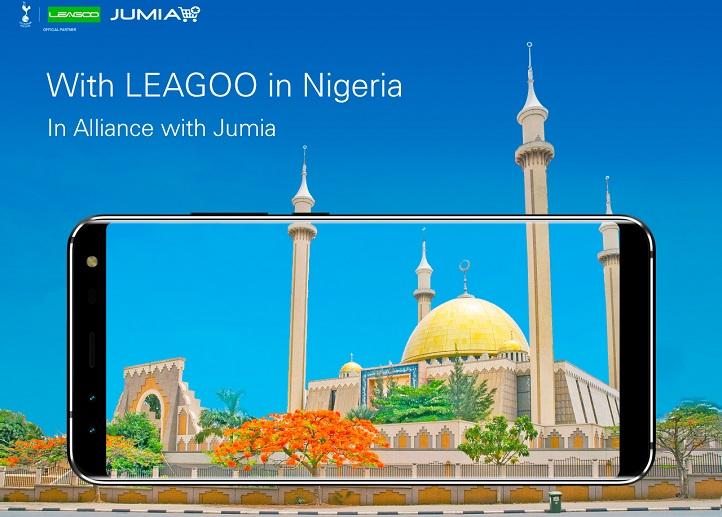 leagoo debuts in nigeria via jumia