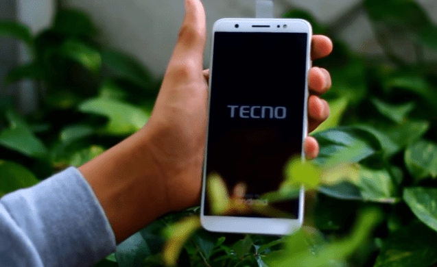 Tecno Camon CM Display