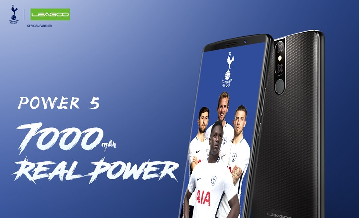 leagoo power 5 Nigeria
