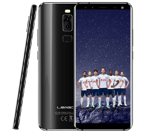 leagoo s8 dazzle black