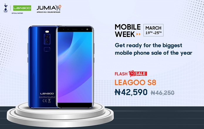 leagoo s8 on jumia