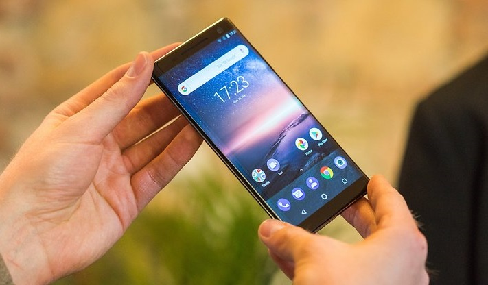 nokia 8 sirocco full hands-on