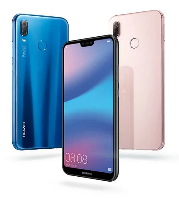 Huawei introduces the P20 Lite to Europe, to sell internationally