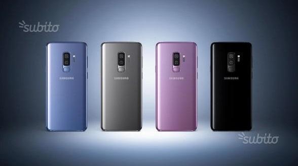 samsung galaxy s9 plus colors