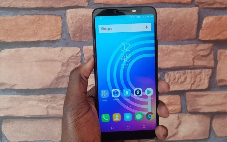 Tecno Camon X launch