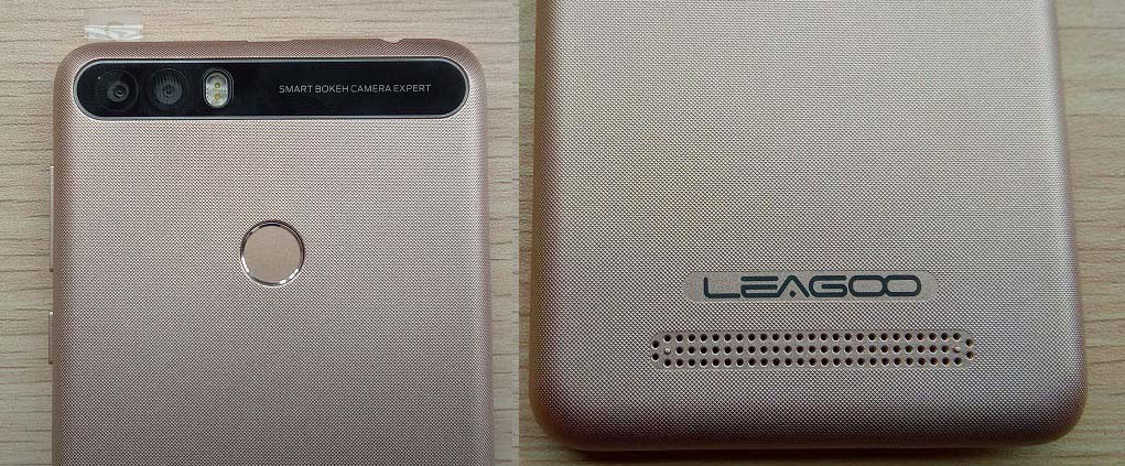 leagoo kiicaa power back up and down