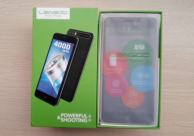 leagoo kiicaa power unboxed