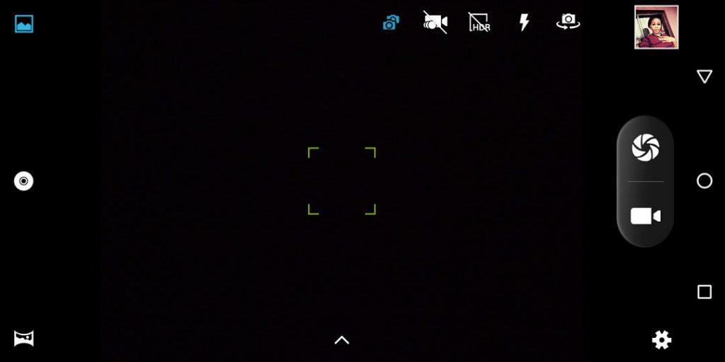leagoo s8 camera interface