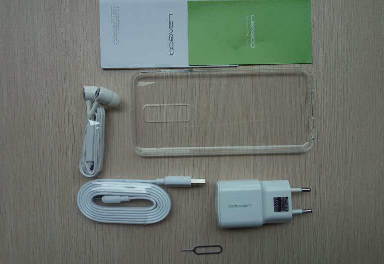 leagoo s8 components