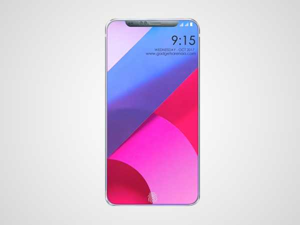 LG G7 ThinQ renders leaks, confirms all official colours