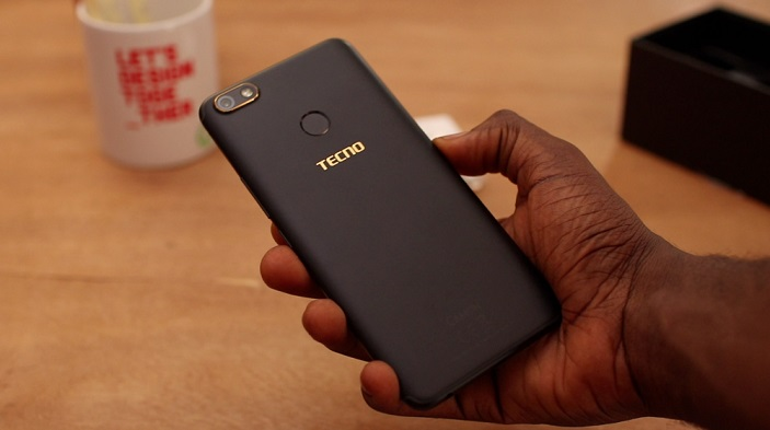 tecno camon x full back