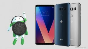 LG has now started rolling out Oreo to V30 units in another market