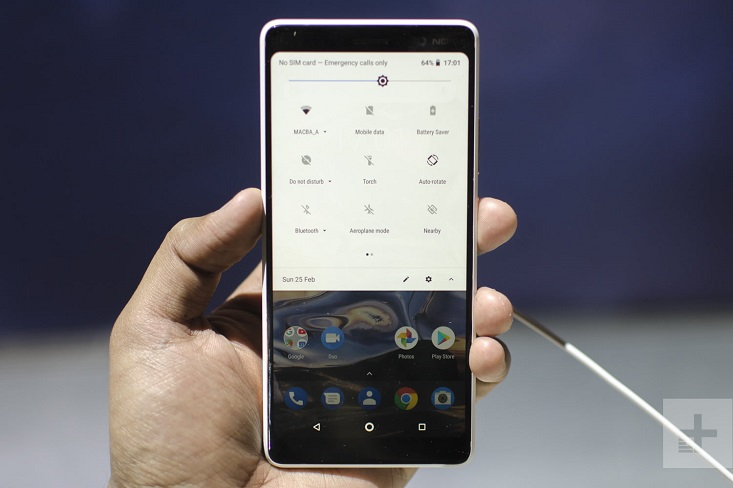 nokia 7 plus hands-on