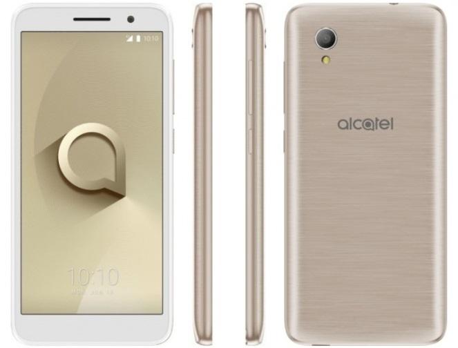 alcatel 1 gold
