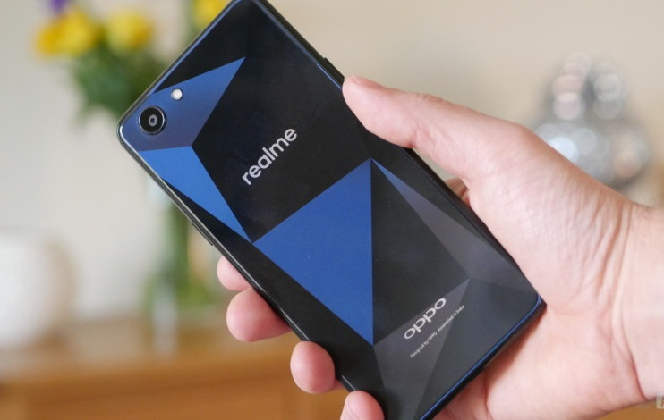 oppo realme 1 hands-on