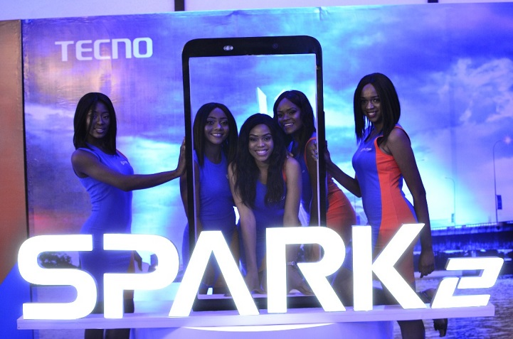 Tecno Spark 2 Launched with Face Unlock and Android Oreo [Photos