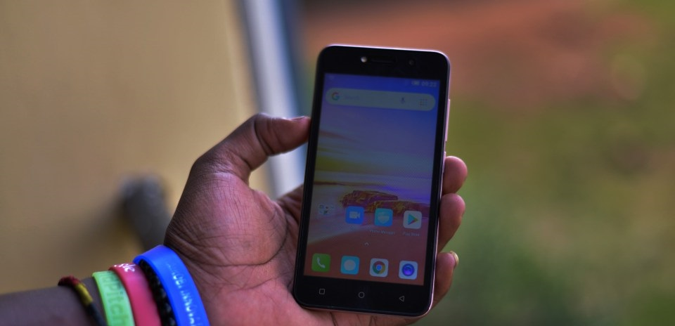 Itel-A32F hands-on