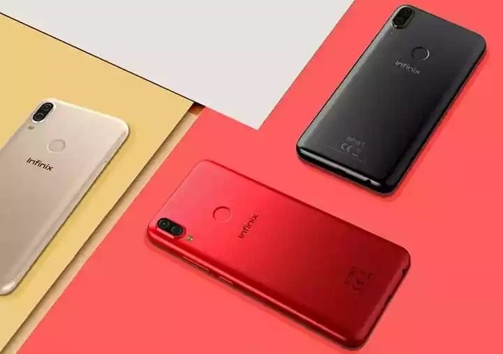infinix smart 2 pro colors
