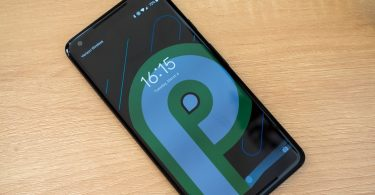 android p logo pixel phone