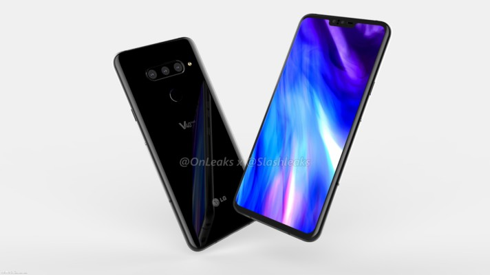 LG V40 Specs Leaked, To Launch In October