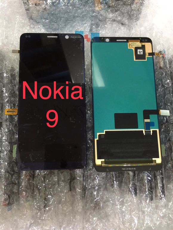 Nokia 9 And X7 Front Panel Leaks Reveal Notch-less Display