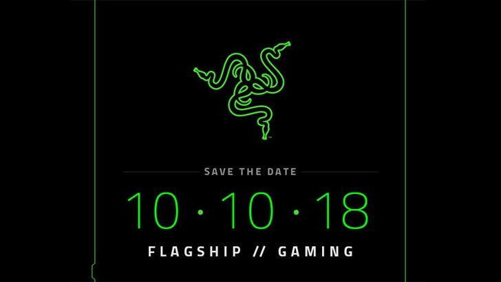 Razer Phone 2 Set To Launch On October 10