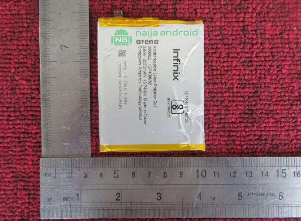 Infinix Zero 6 Battery