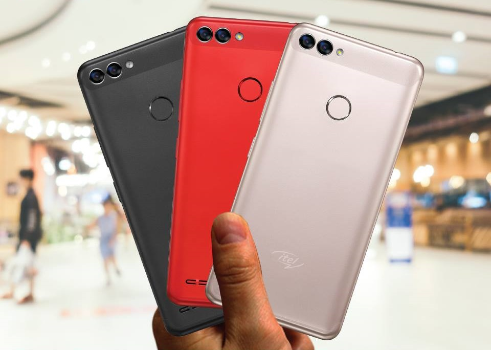 itel s13 colors