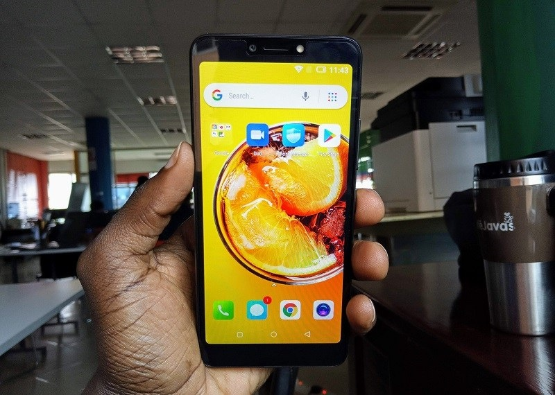 itel s13 hands-on